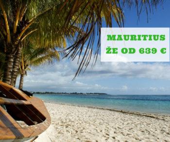 Kdaj potovati na Mauritius