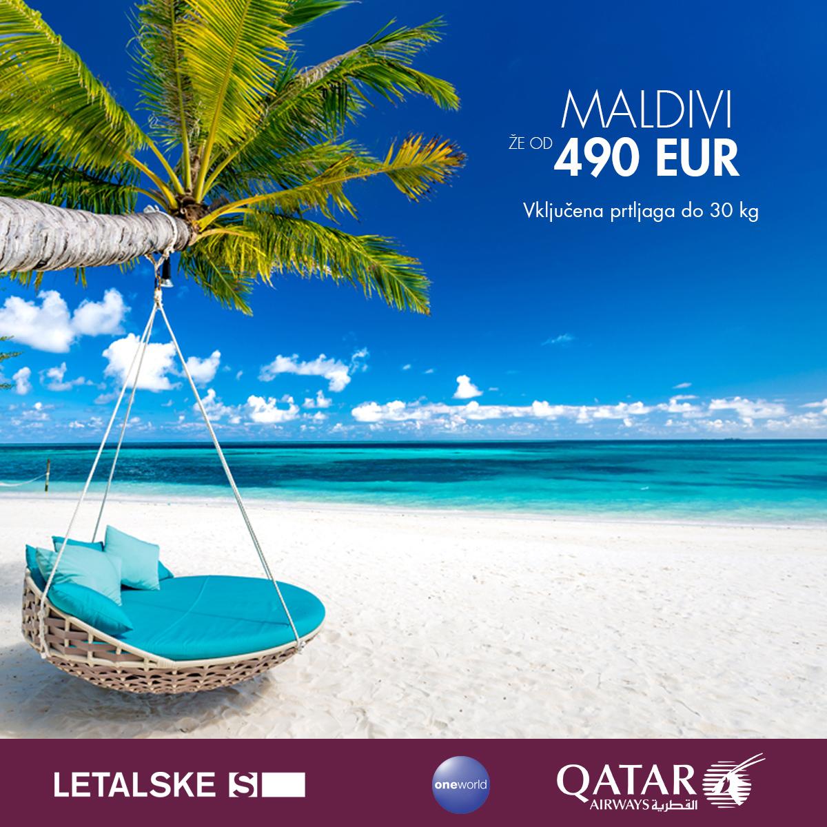Maldivi vizual, Maldivi već od 3685 kuna, Maldivi jeftine avio karte, putovanje za Maldive