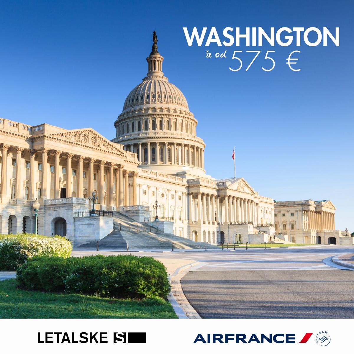 Washington vizual, Washington već od 1400 kuna, Washington jeftine avio karte, putovanje za Washington