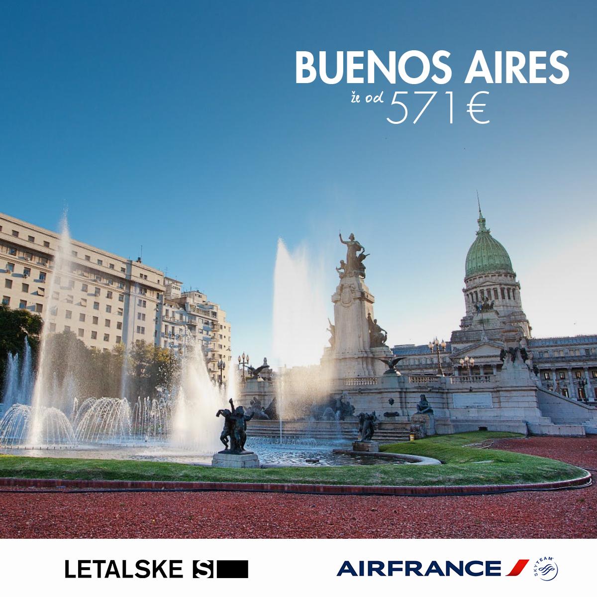 Buenos Aires vizual, Buenos Aires već od   kuna, Buenos Aires jeftine avio karte, putovanje za Buenos Aires