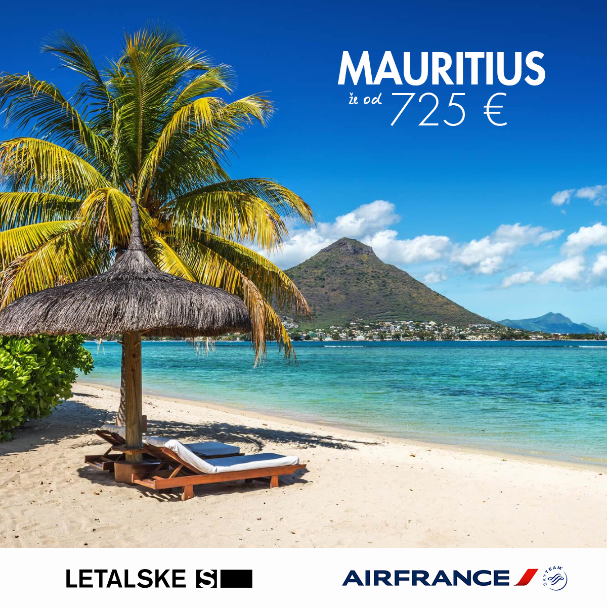 Mauritius vizual, Mauritius već od   kuna, Mauritius jeftine avio karte, putovanje za Mauritius
